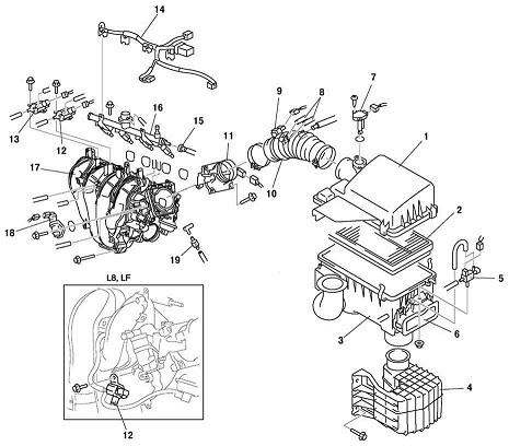 где топливный фильтр в BMW e39